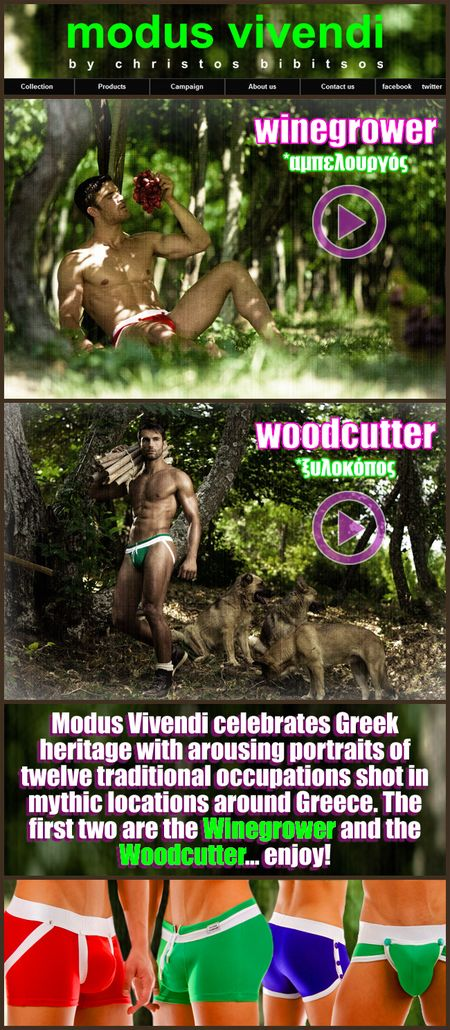 Winegrower and Woodcutter Collection
