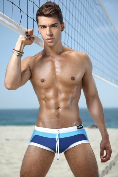 Geo Luis for IQONIQ SWIM 2013 S_S 1