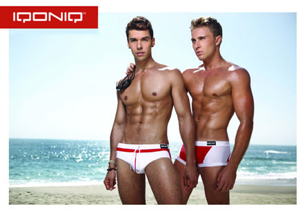 Geo Luis for IQONIQ SWIM 2013 S_S 3