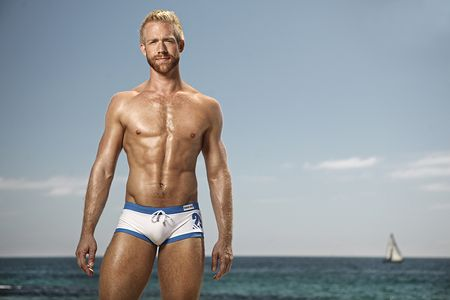 Christopher Daniels for IQONIQ SWIM 2013 S_S 4