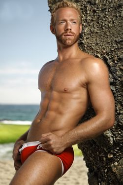 Christopher Daniels for IQONIQ SWIM 2013 S_S 2