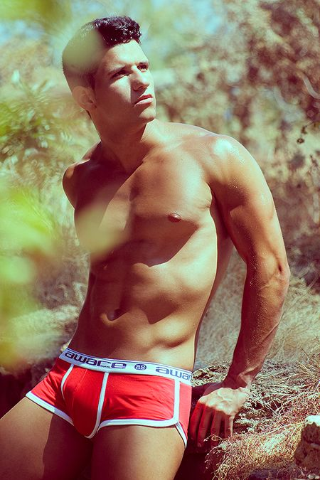 Picture About Male Model Gabriel García captured by Adrian C. Martin