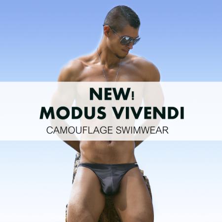 MODUS VIVENDI CAMOUFLAGE SWIMWEAR
