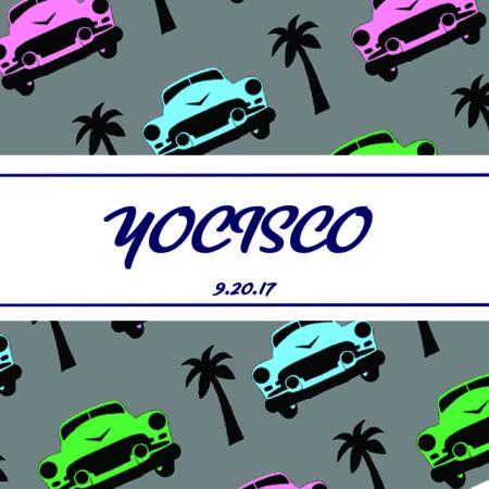YOCISCO Promo Image La Havana Grey