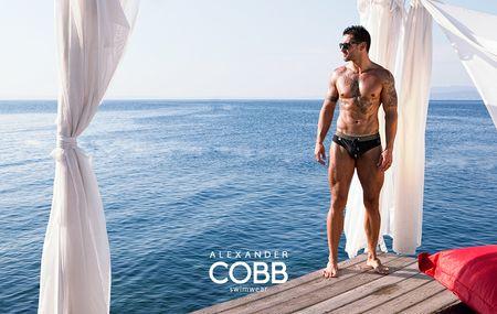 Alexander COBB Swimwear Marco 01