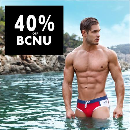 BCNU CLOTHING SALE