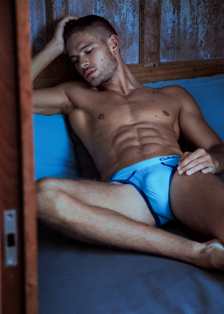 Andi Hulme by Ted Sun - for Garcon Model-5