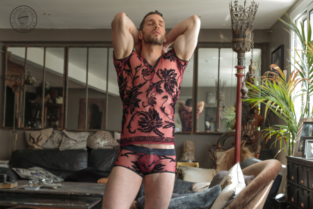 Jeremy Douille - lhomme invisible underwear 02