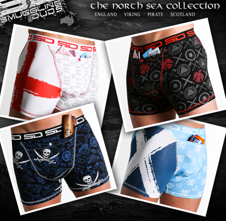Smuggling Duds Boxer Briefs - North Sea Collection Blog