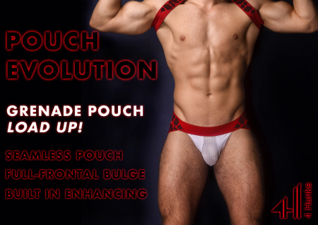 Pouch-evolution