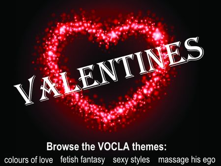 Valentines Day at VOCLA