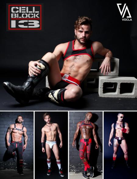 CellBlock 13 Underwear