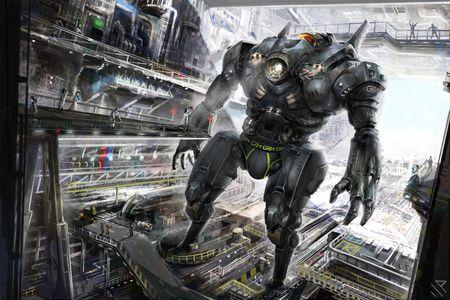 Garc¦ºon Model - Mega Robot
