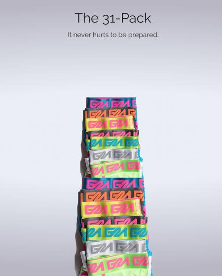 Garcon Model Underwear - Value Pack 31